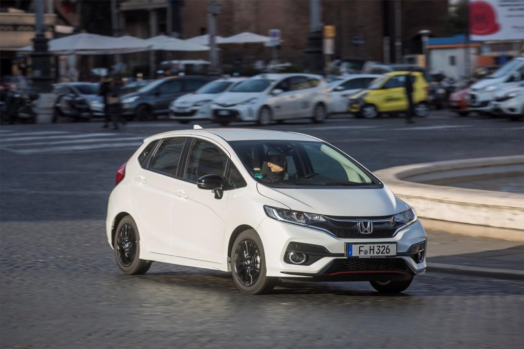 Motore 1.5 di Honda Jazz