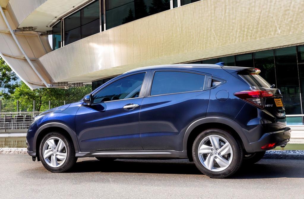 Novità Honda HR-V
