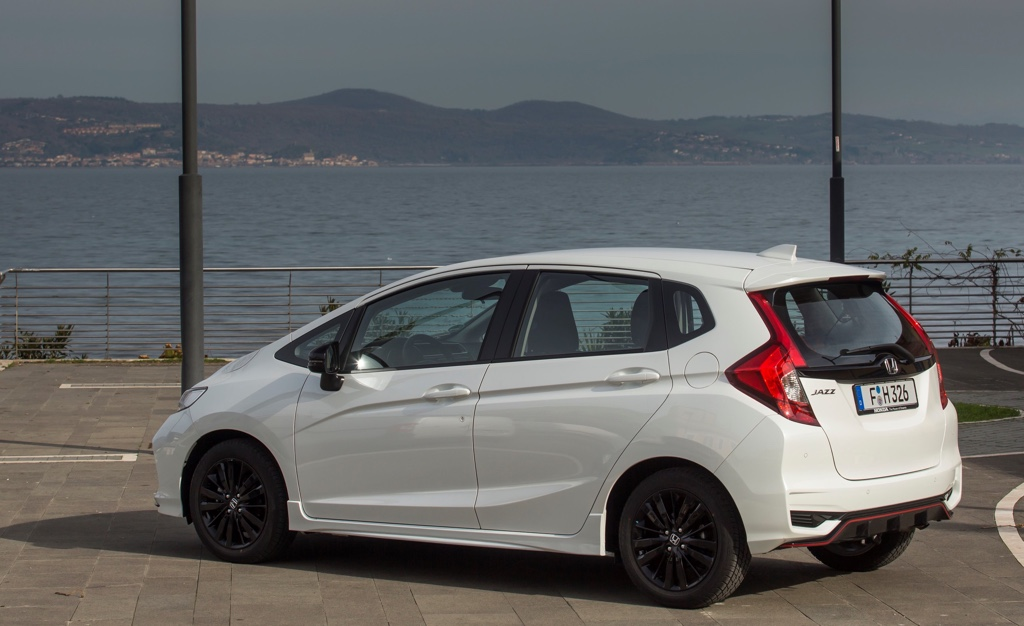 Nuova Honda Jazz restyling