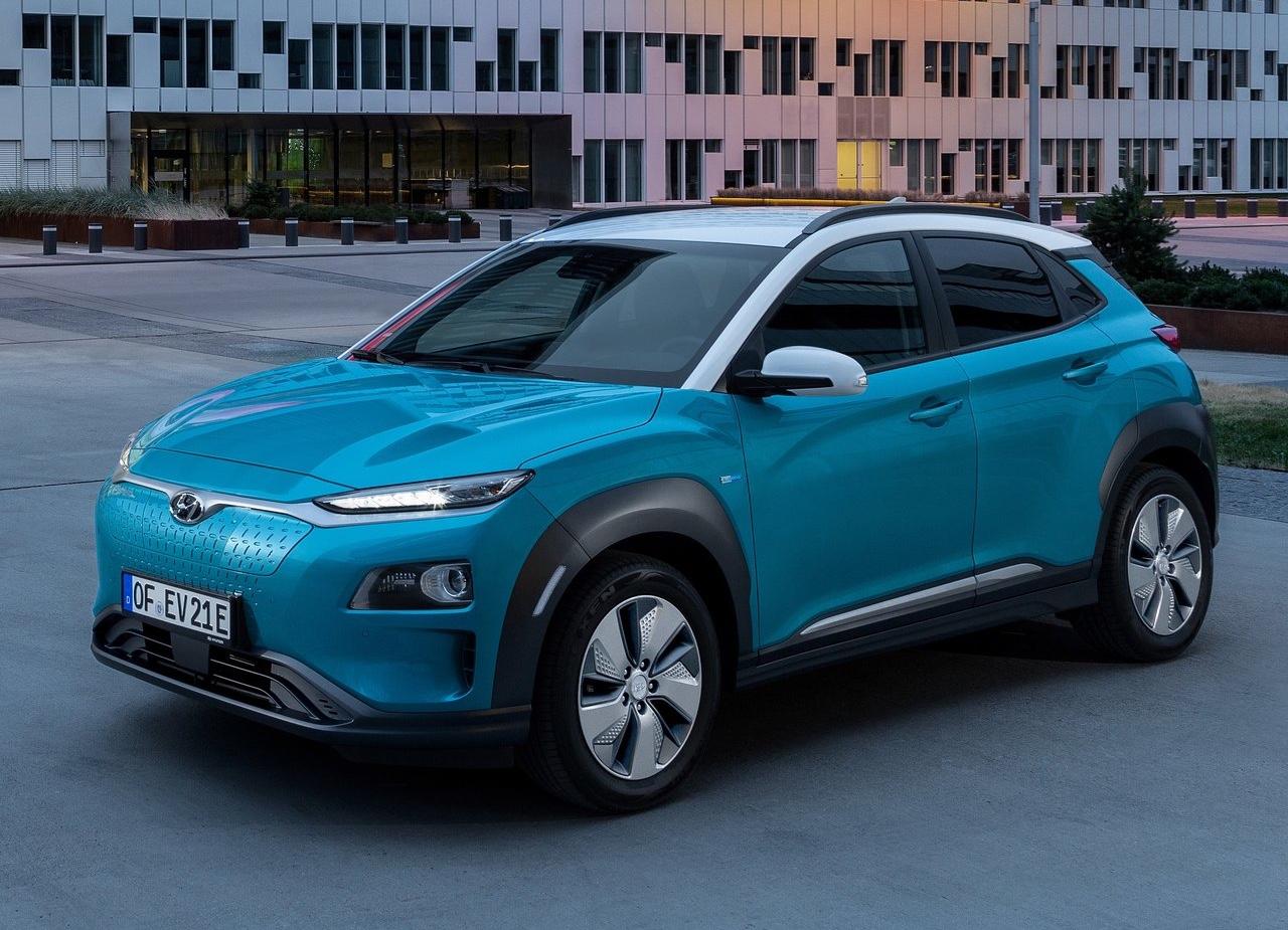 Autonomia di Hyundai Kona elettrica