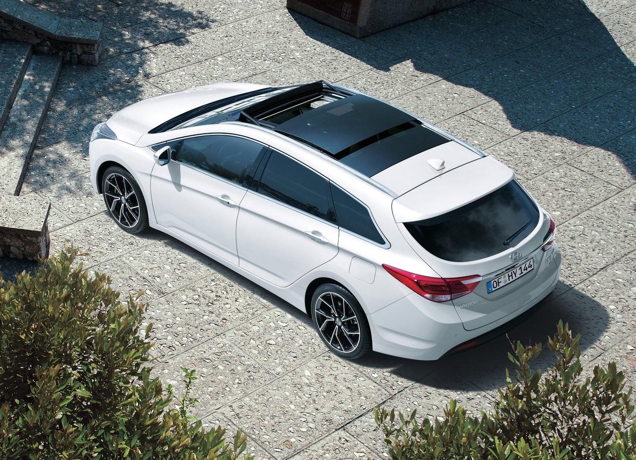 Hyundai i40 Wagon diesel