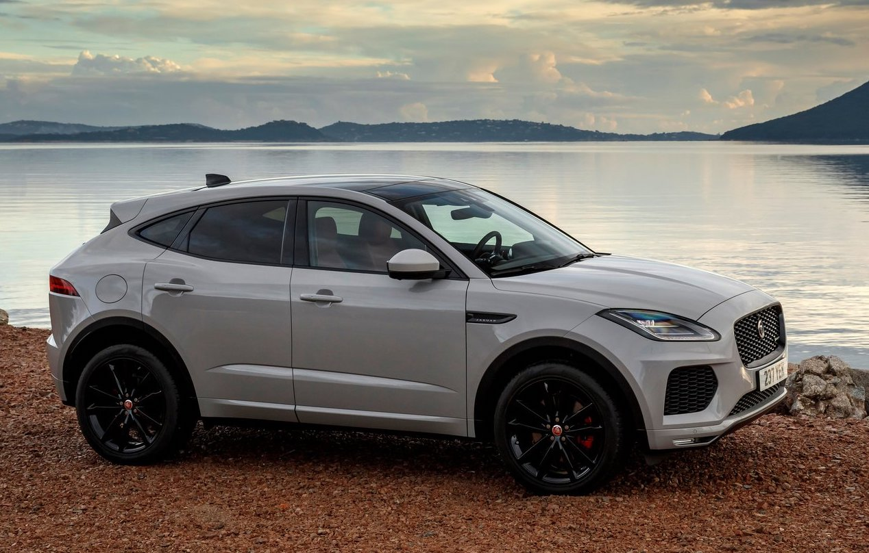 Jaguar E-Pace, dimensioni