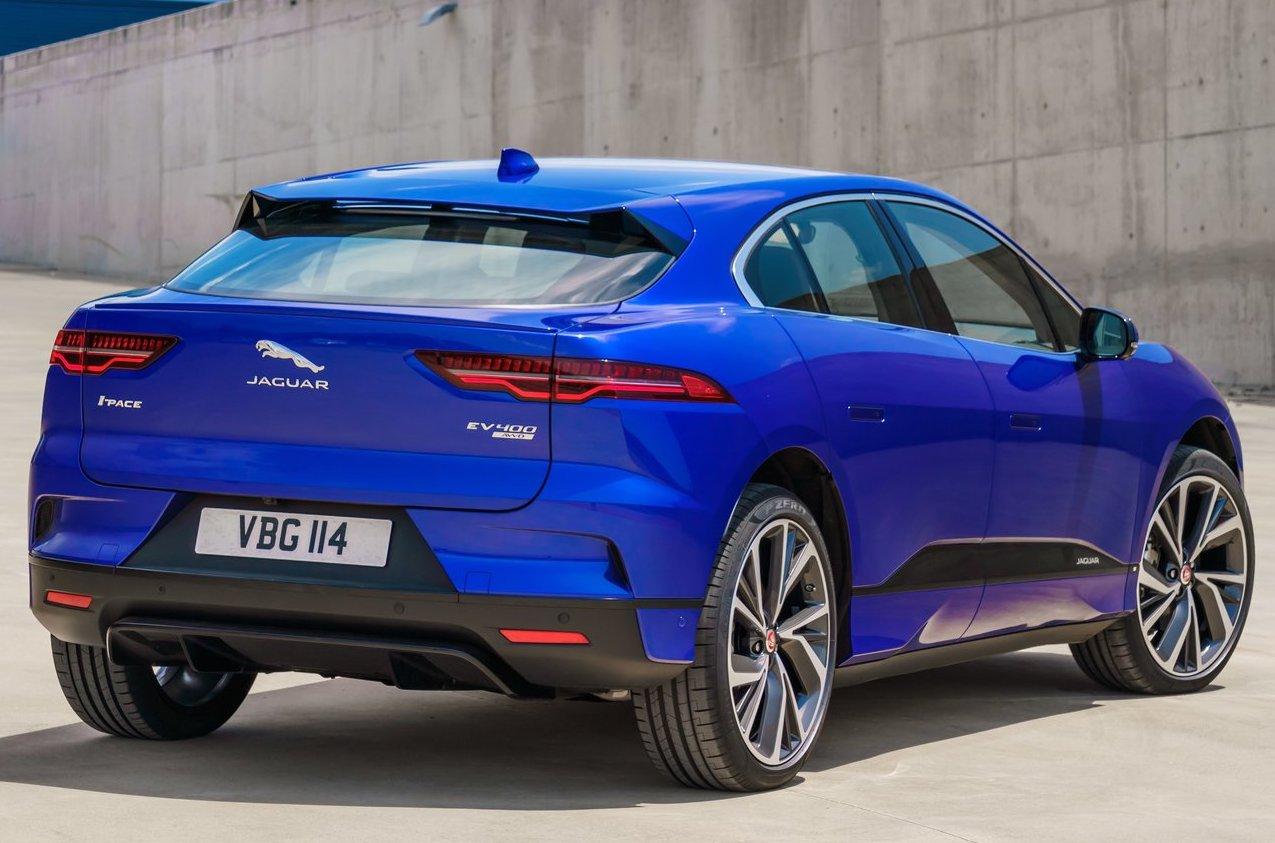 Jaguar I-Pace, autonomia
