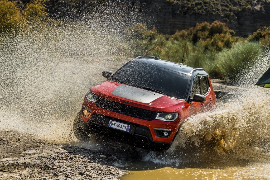 Jeep Compass model year 2019