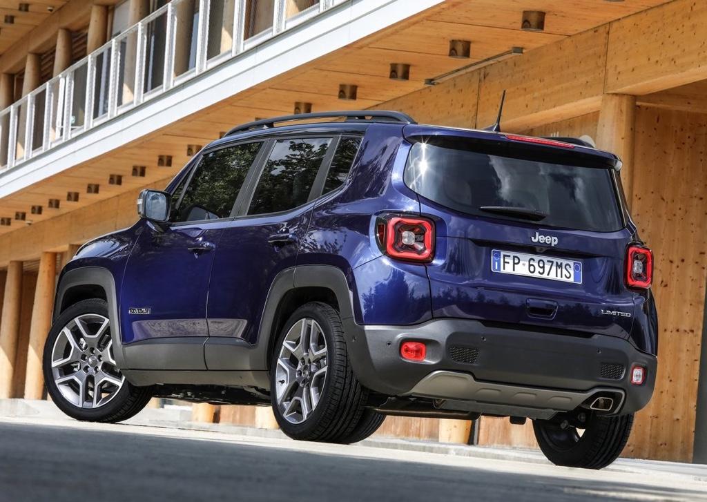 Gamma Jeep 2019, Renegade primadonna aspettando la novità ...