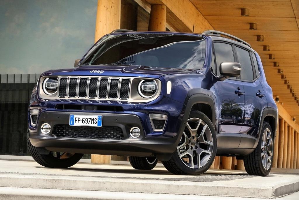 Motori di Jeep Renegade 2019