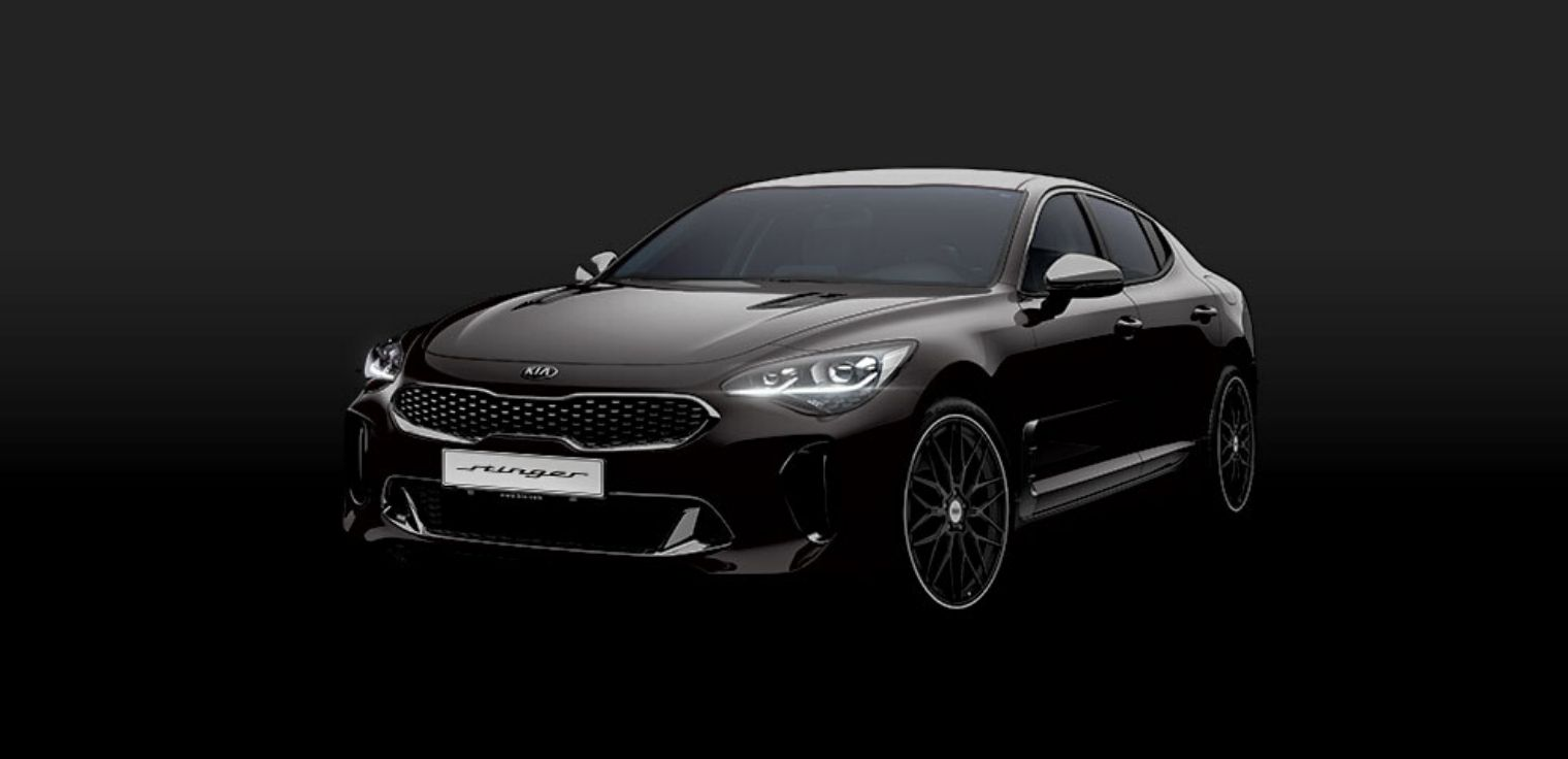 Nuova Kia Stinger S 2020