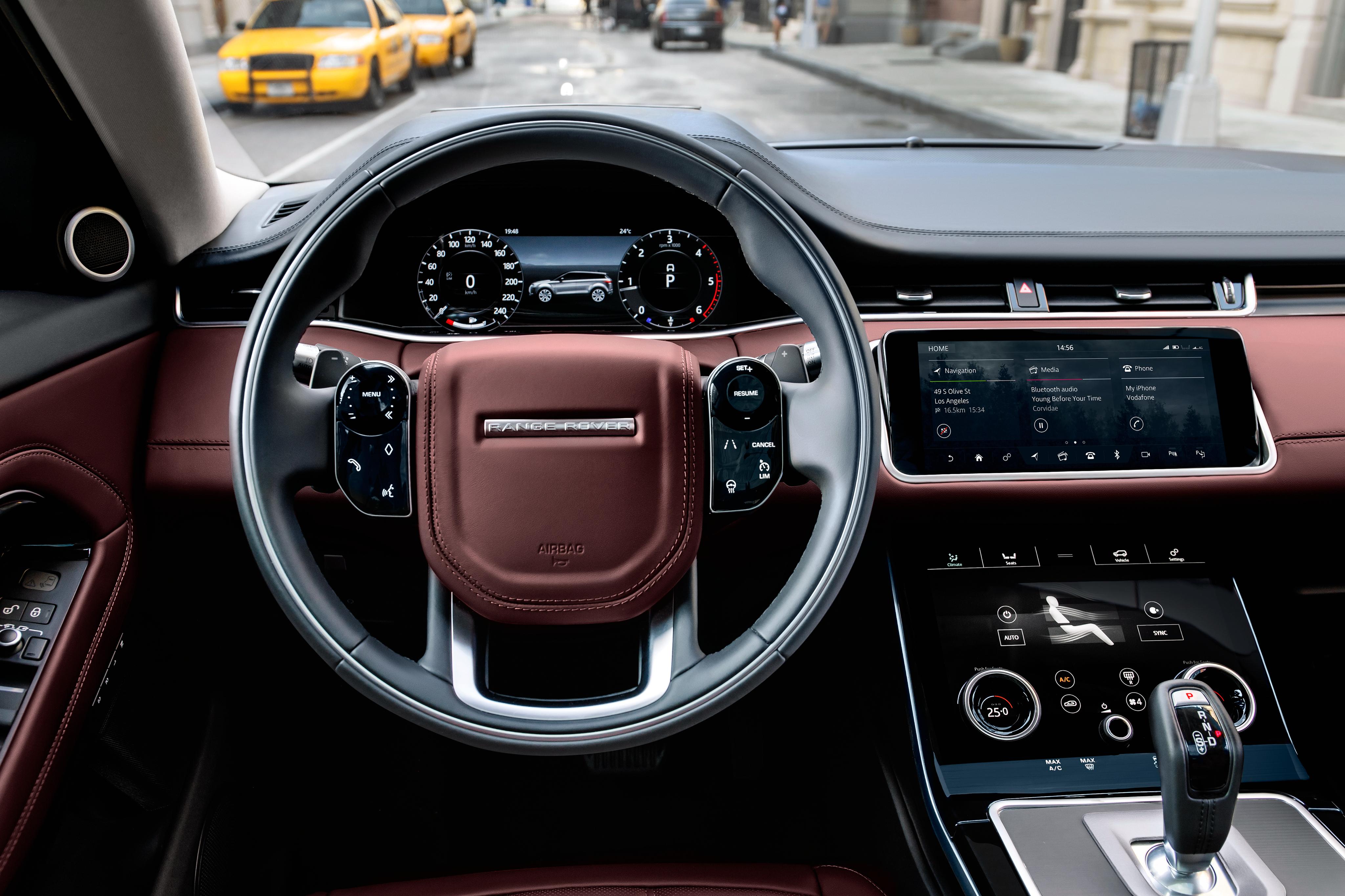 Range Rover Discovery Sport >> Gamma Land Rover 2019: le novità del brand inglese | Fleet ...