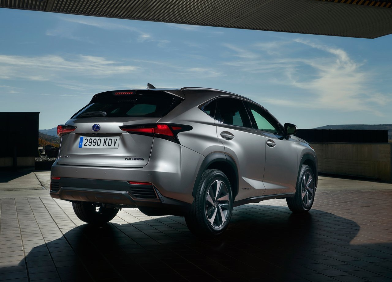 Ibrido Lexus NX