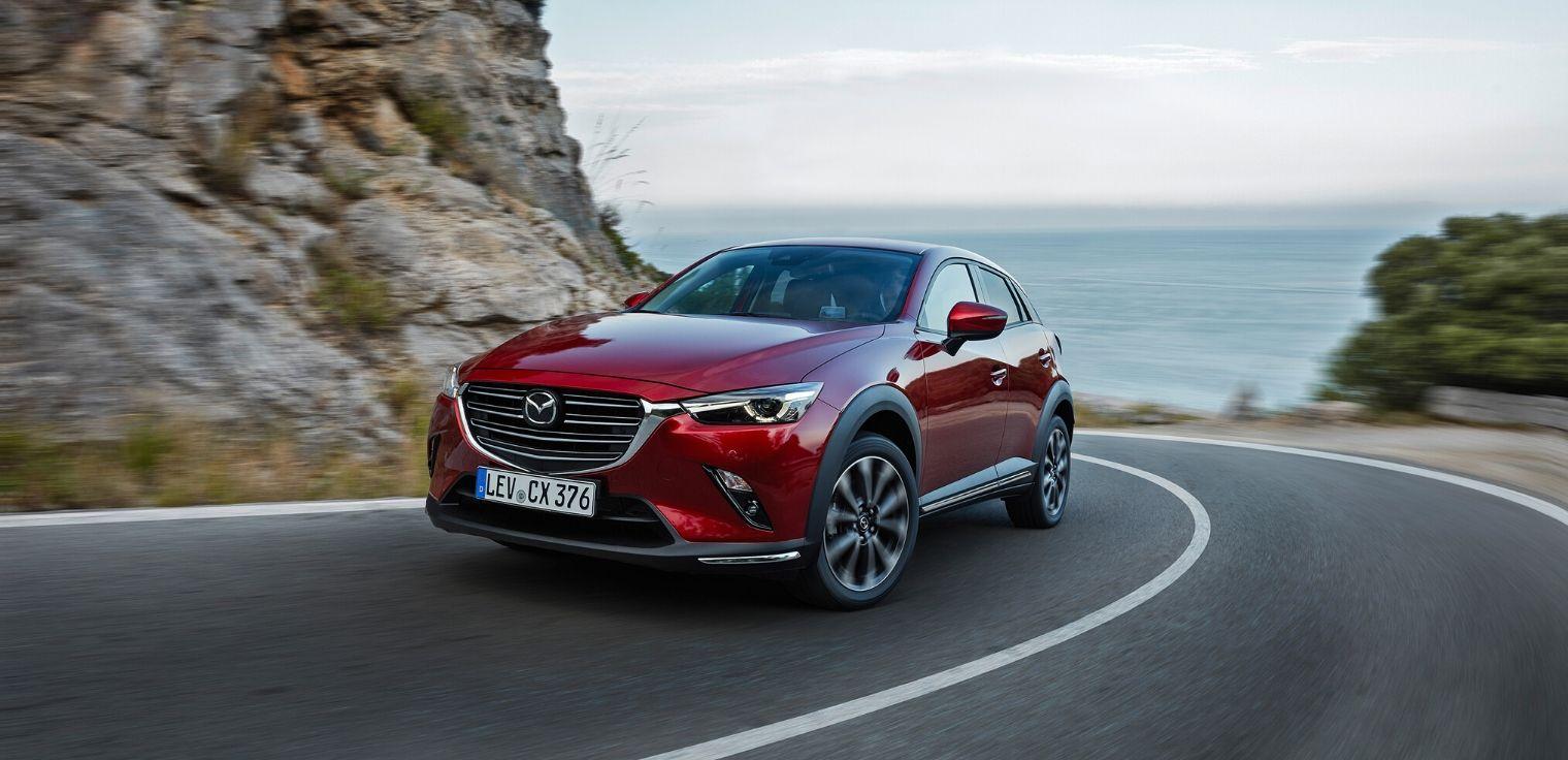 Nuova Mazda CX-3 2020