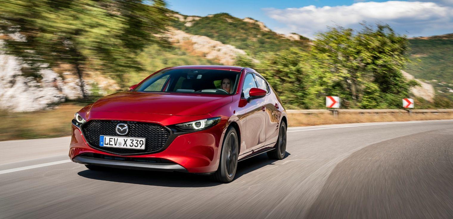 Nuova Mazda3 2020