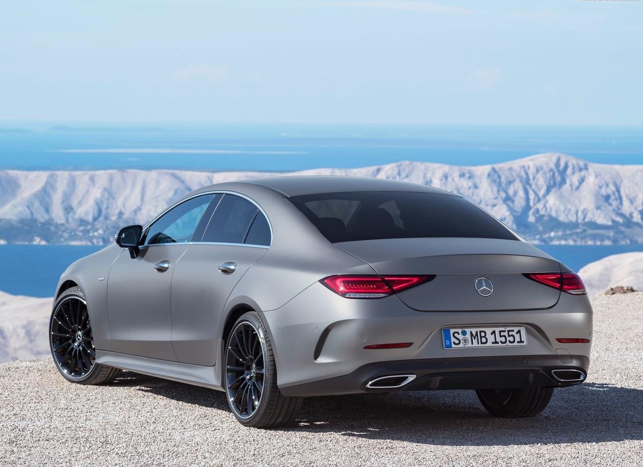 Versioni di Mercedes CLS