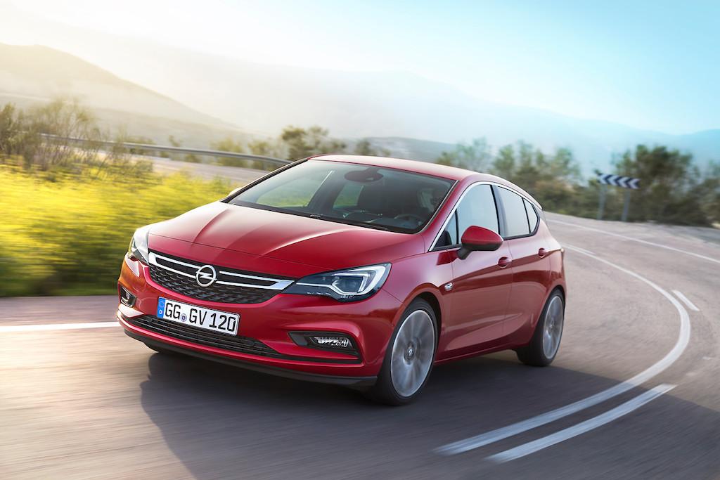 Motori BlueHdi su Opel Astra 2019