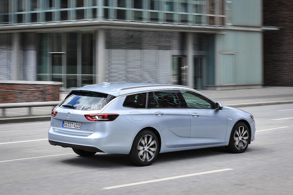 Nuovi motori su Opel Insignia 2019