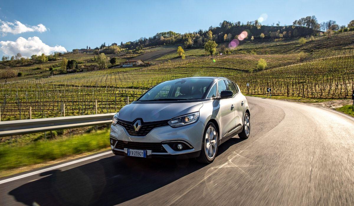 Nuova Renault Scenic 2020