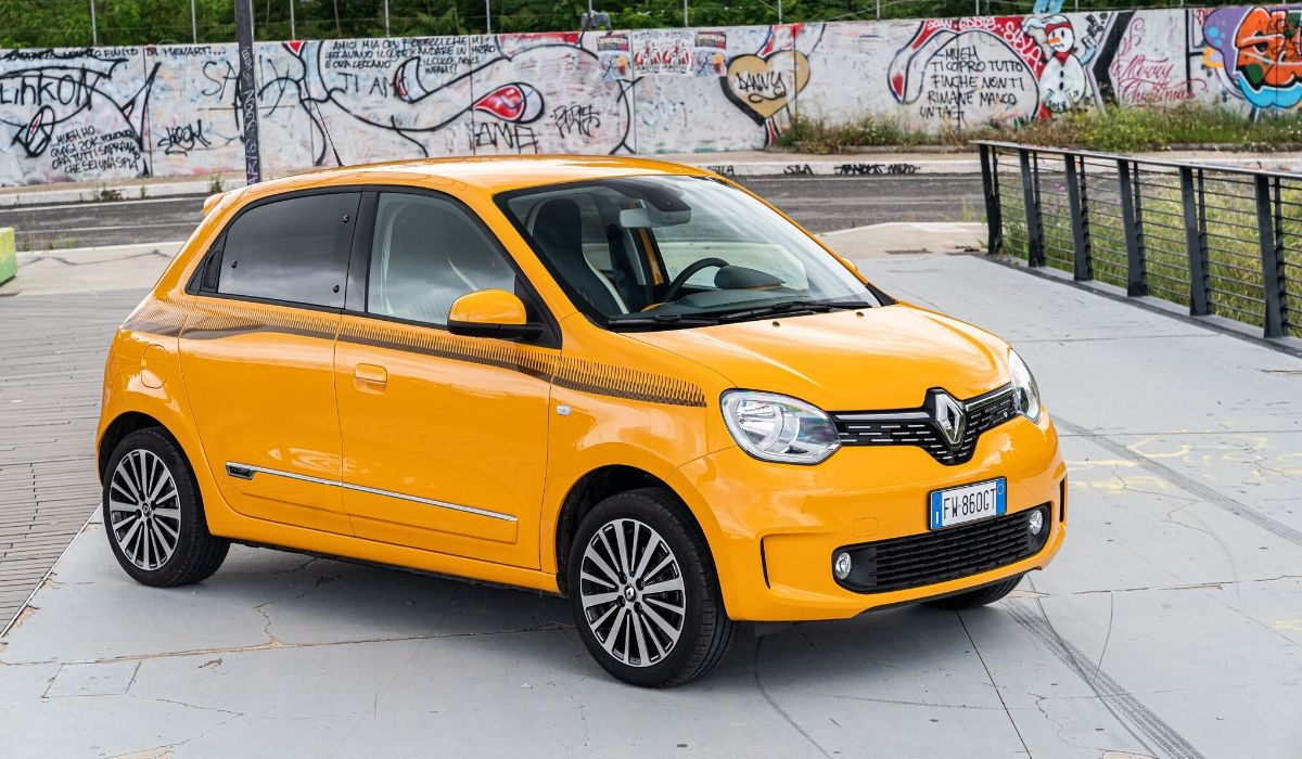 Nuova Renault Twingo 2020