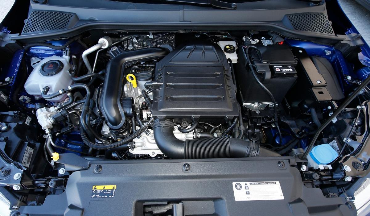 Motore Seat Arona a metano