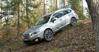 Subaru Outback: 4x4