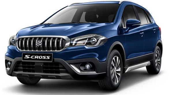 Suzuki-S-Cross-facelift
