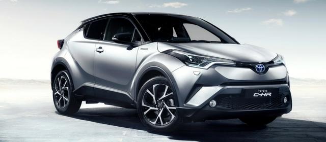 Toyota-C-HR-statica