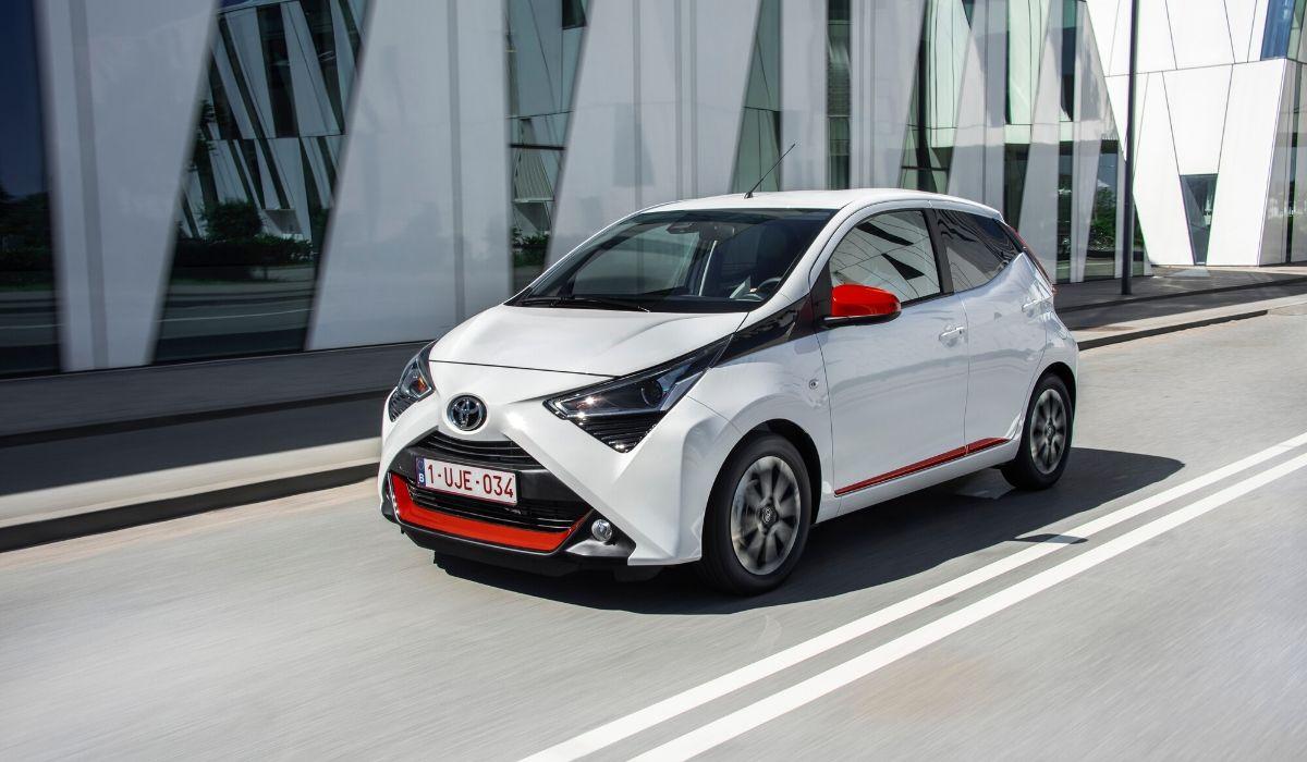 Nuova Toyota Aygo 2020