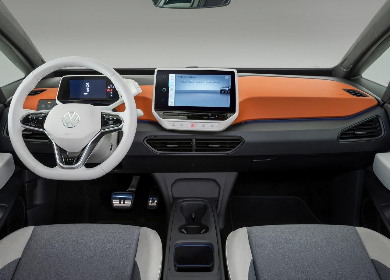 Autonomia di Volkswagen ID.3