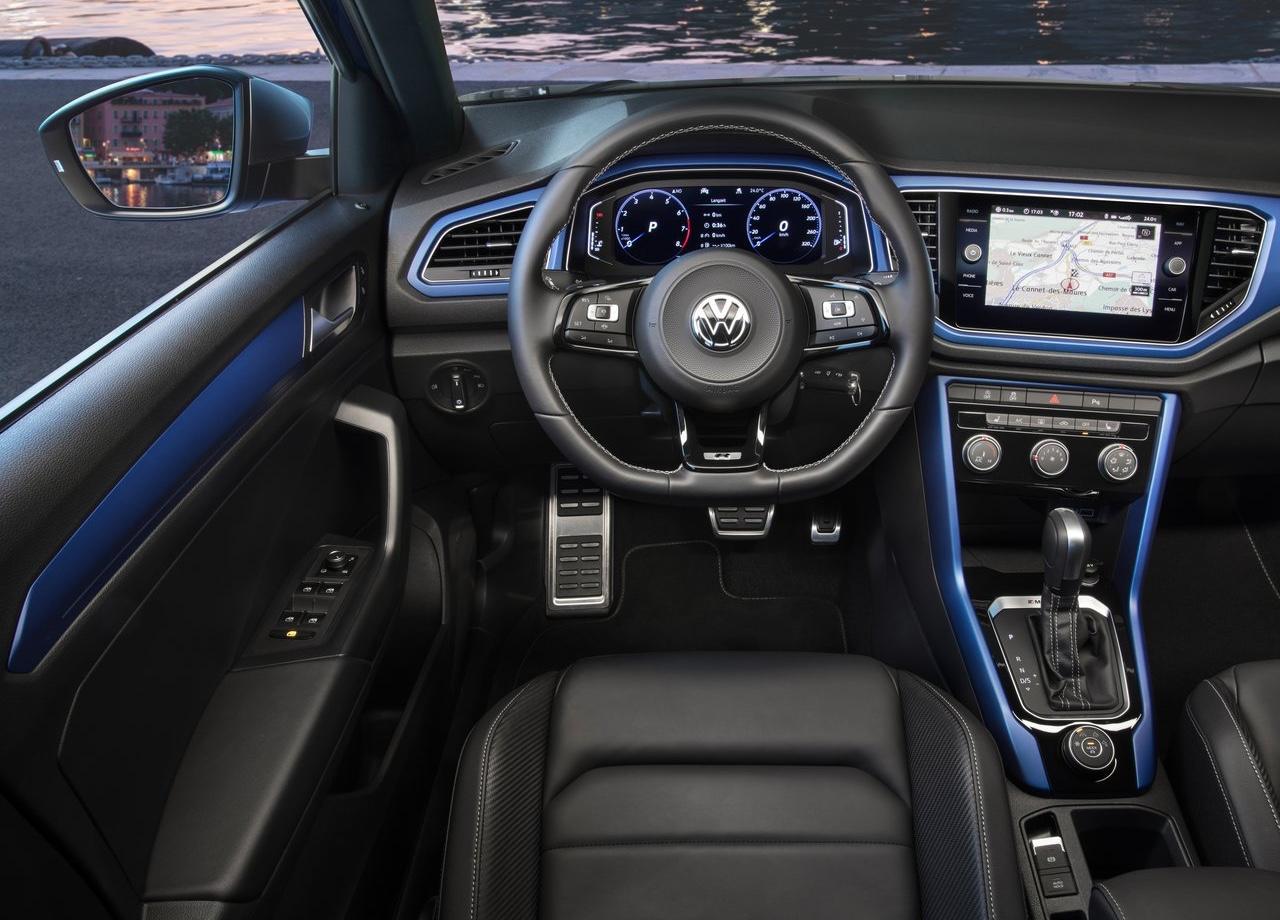 Motore di Volkswagen T-Roc R