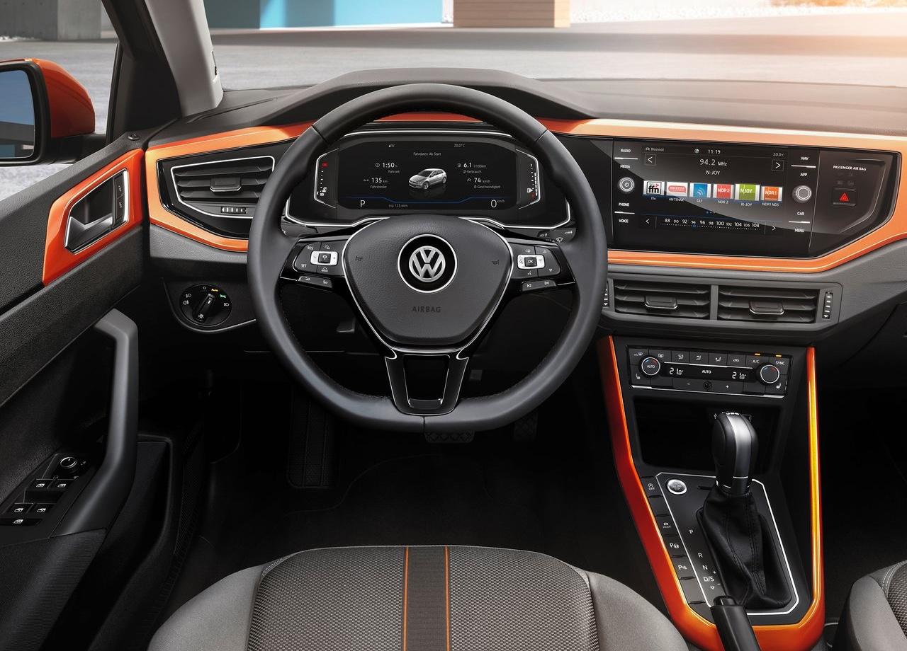 Motori di Volkswagen Polo