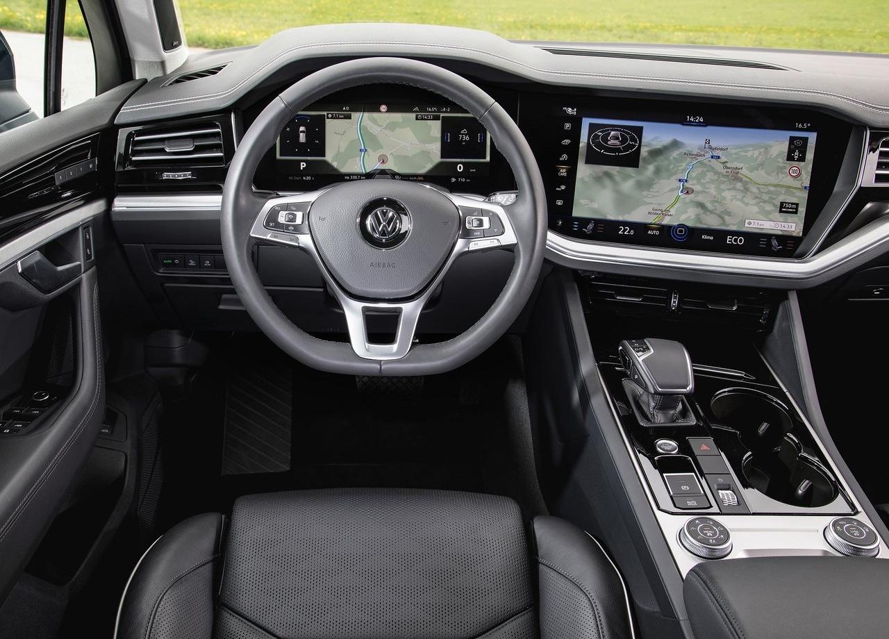 Motori di Volkswagen Touareg