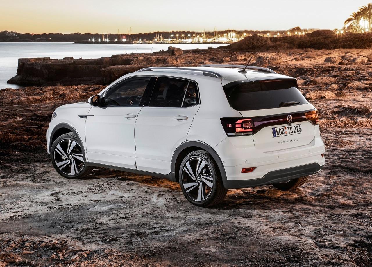 Prezzo di Volkswagen T-Cross