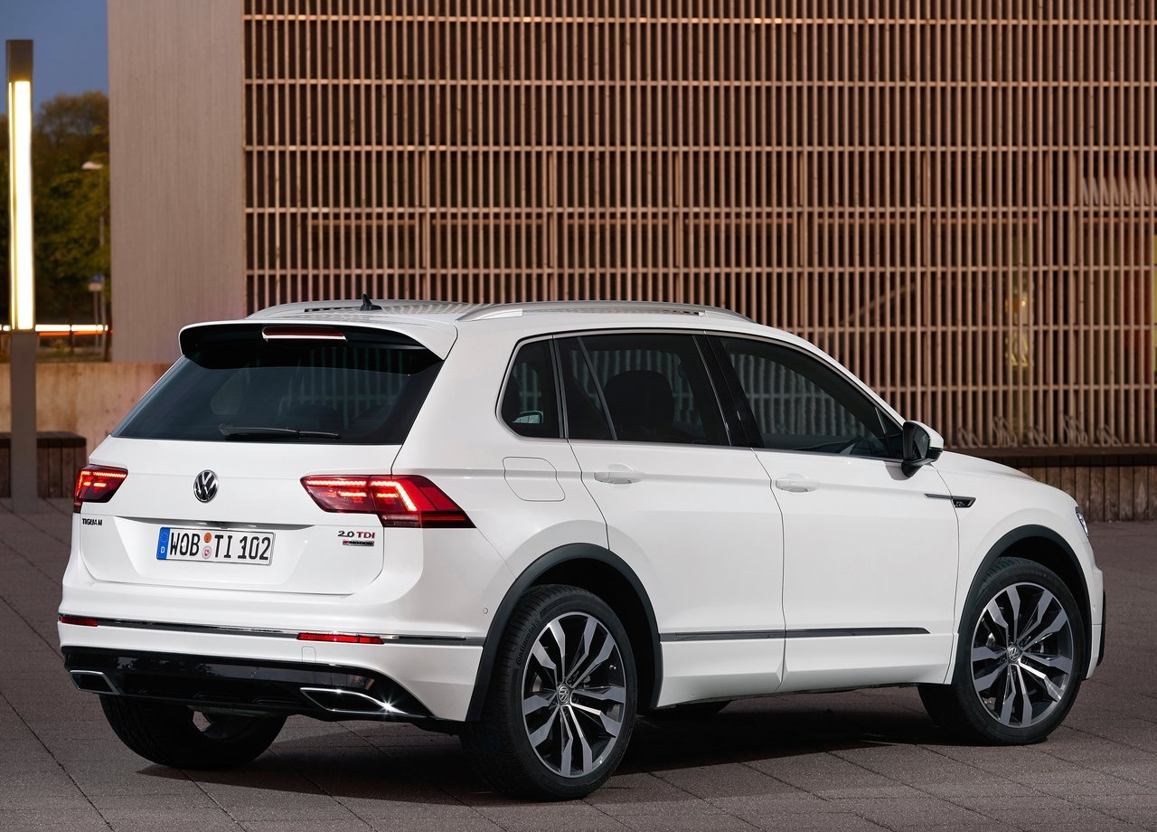 Prezzo di Volkswagen Tiguan