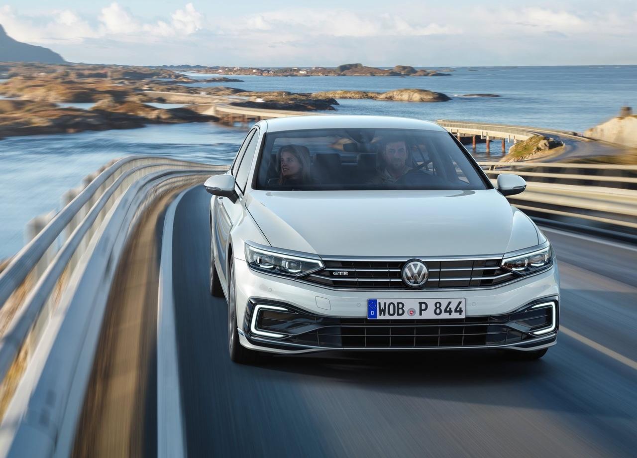 Volkswagen Passat ibrida