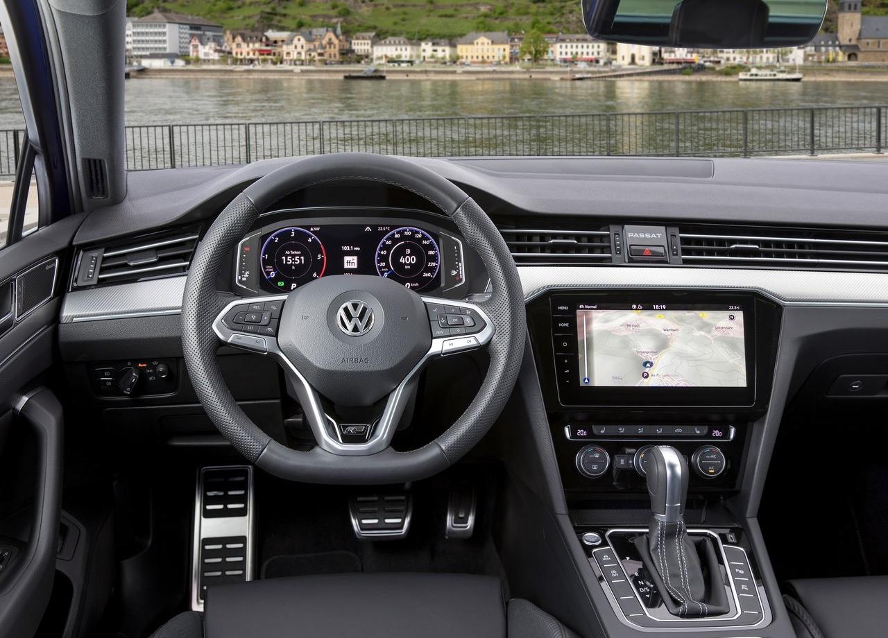 Volkswagen Passat restyling 2020