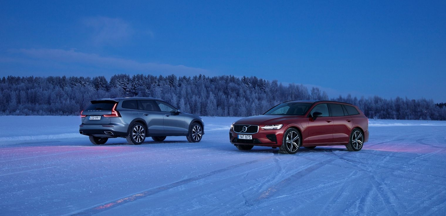 Volvo V60 e Volvo V60 Cross Country 2020