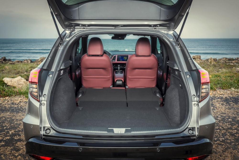 Bagagliaio di Honda HR-V 2019