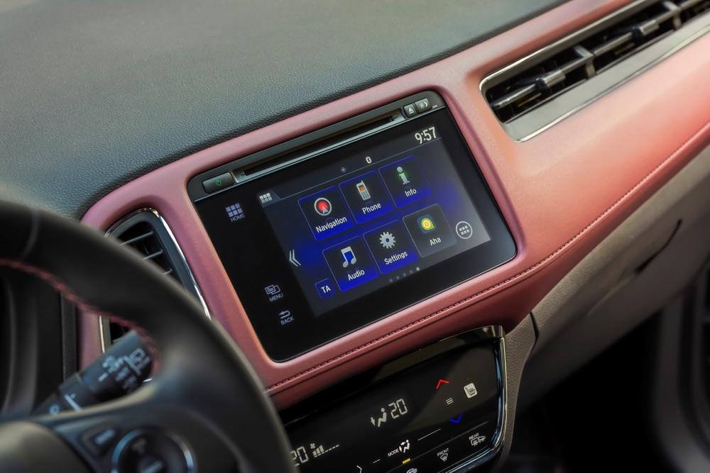 Honda HR-V 2019, infotainment