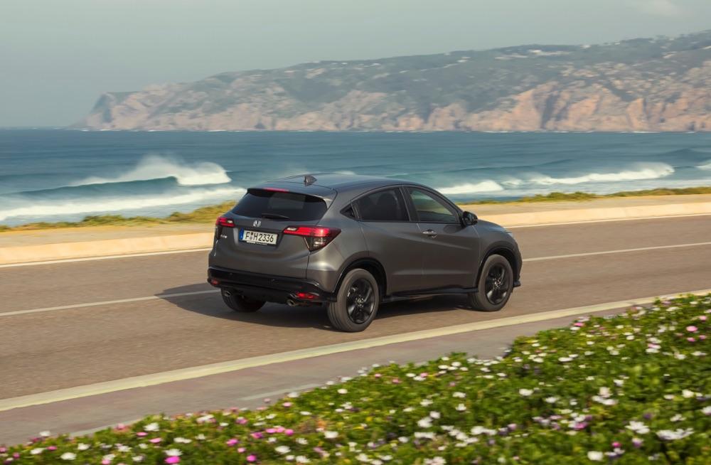 Motori di Honda HR-V 2019