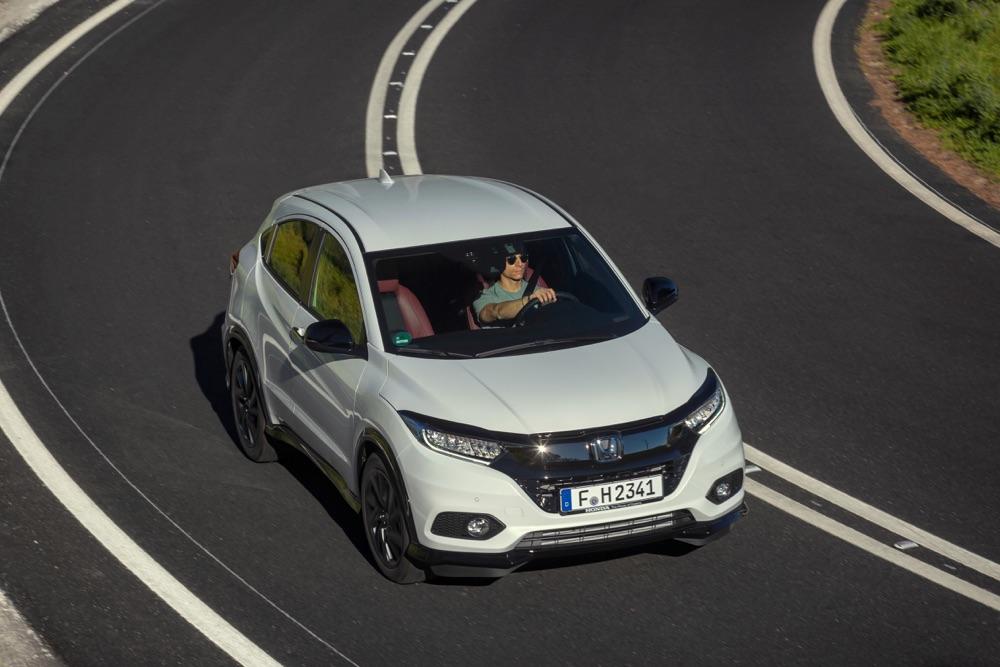 Uscita di Honda HR-V 2019 Turbo