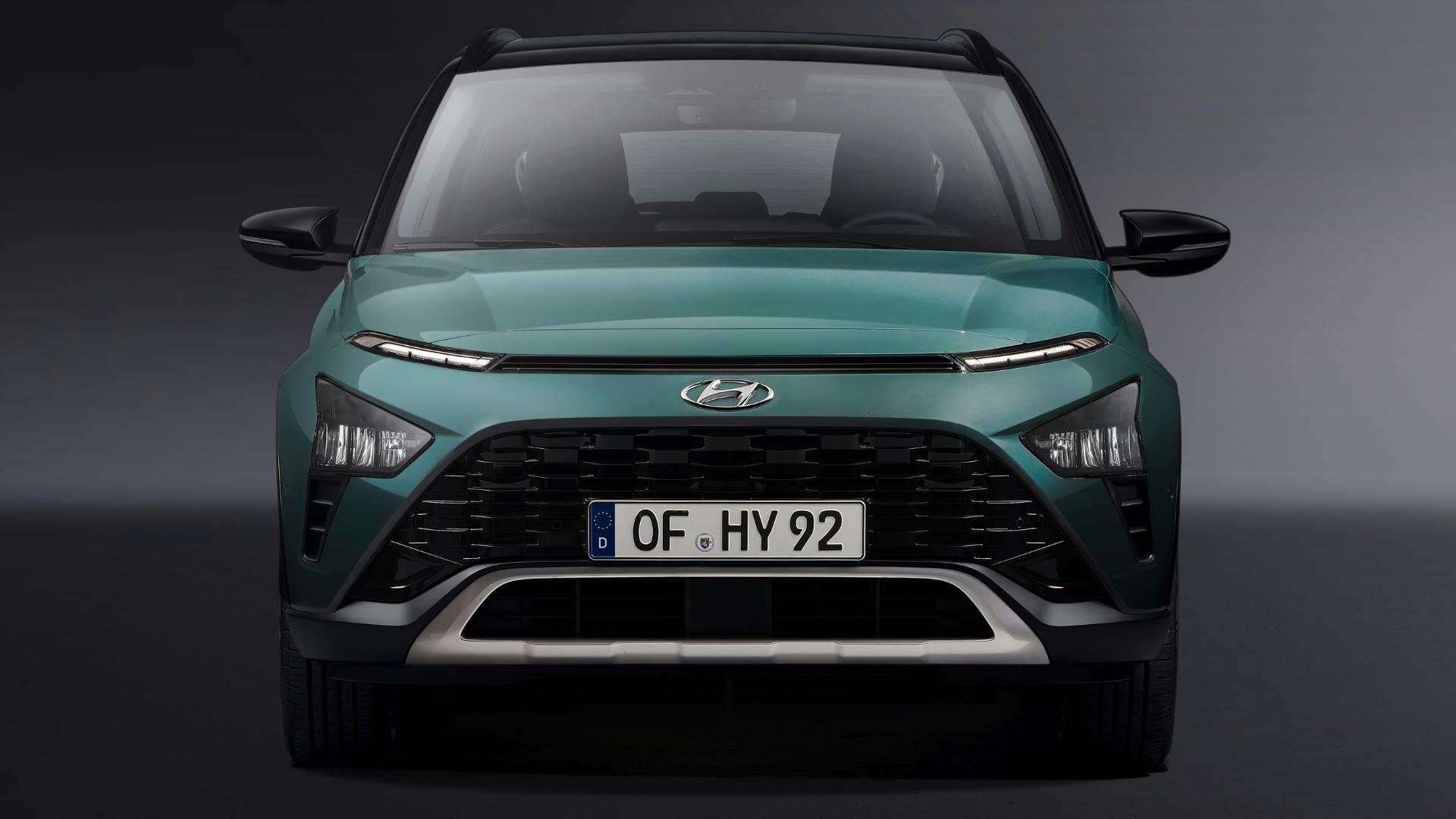 Hyundai-Bayon-Frontale