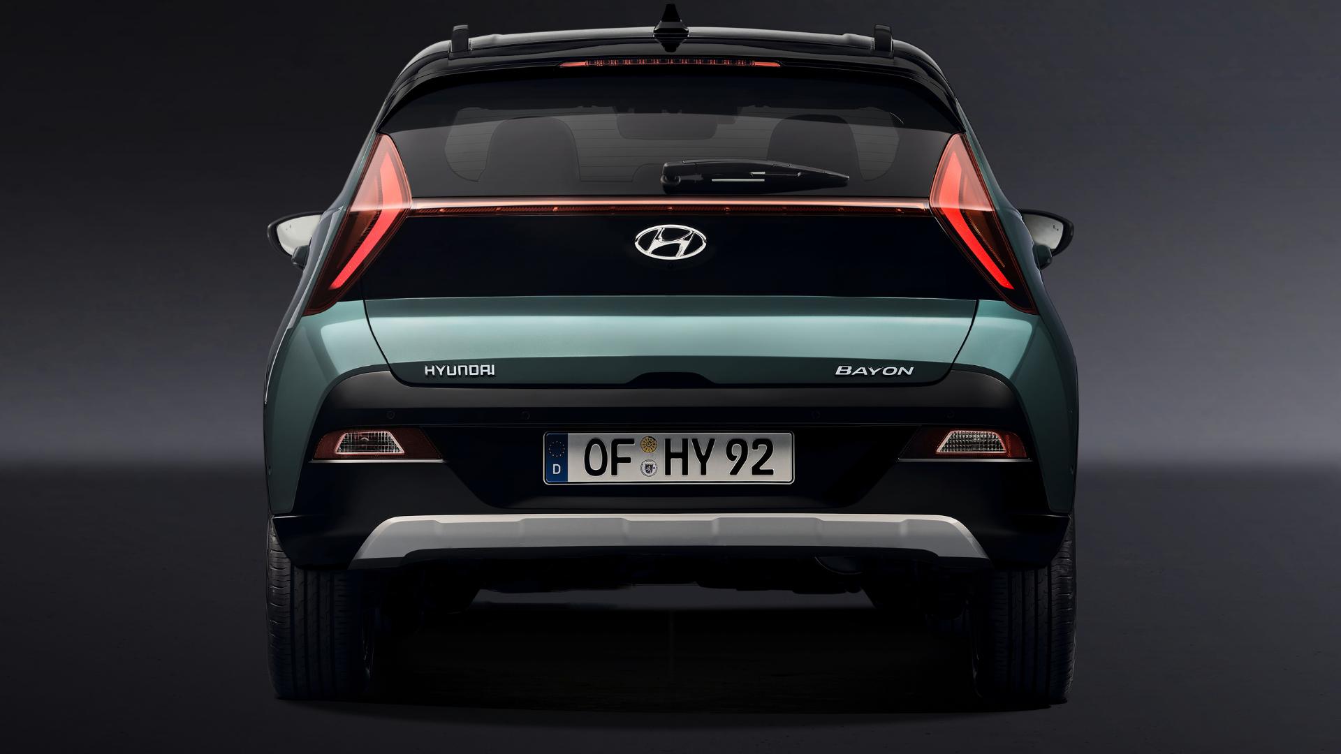 Hyundai-Bayon-Posteriore