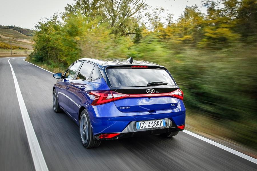 Nuova Hyundai i20 (22)
