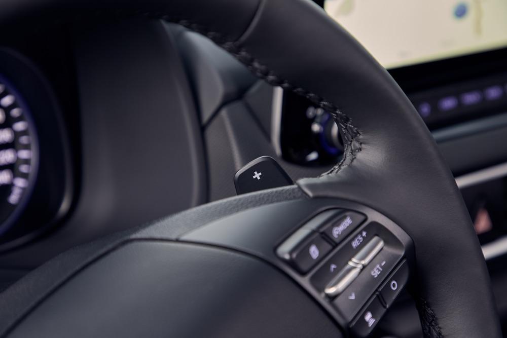 Cruise Control di Hyundai Kona ibrida 2019