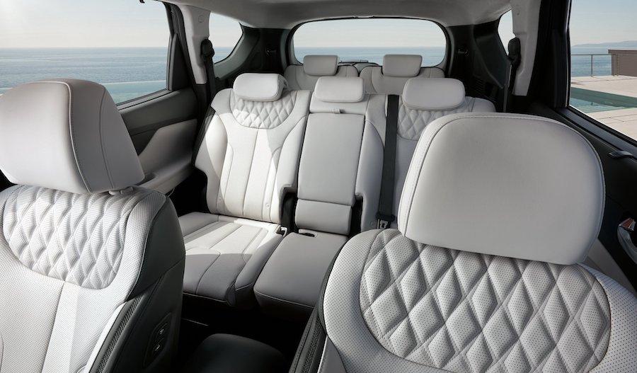 Hyundai Santa Fe 2020 7 posti