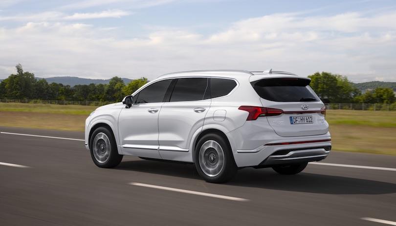 Hyundai Santa Fe Luxury