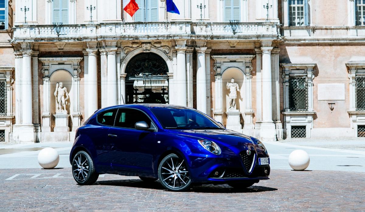 Alfa Romeo Mito auto fuori produzione
