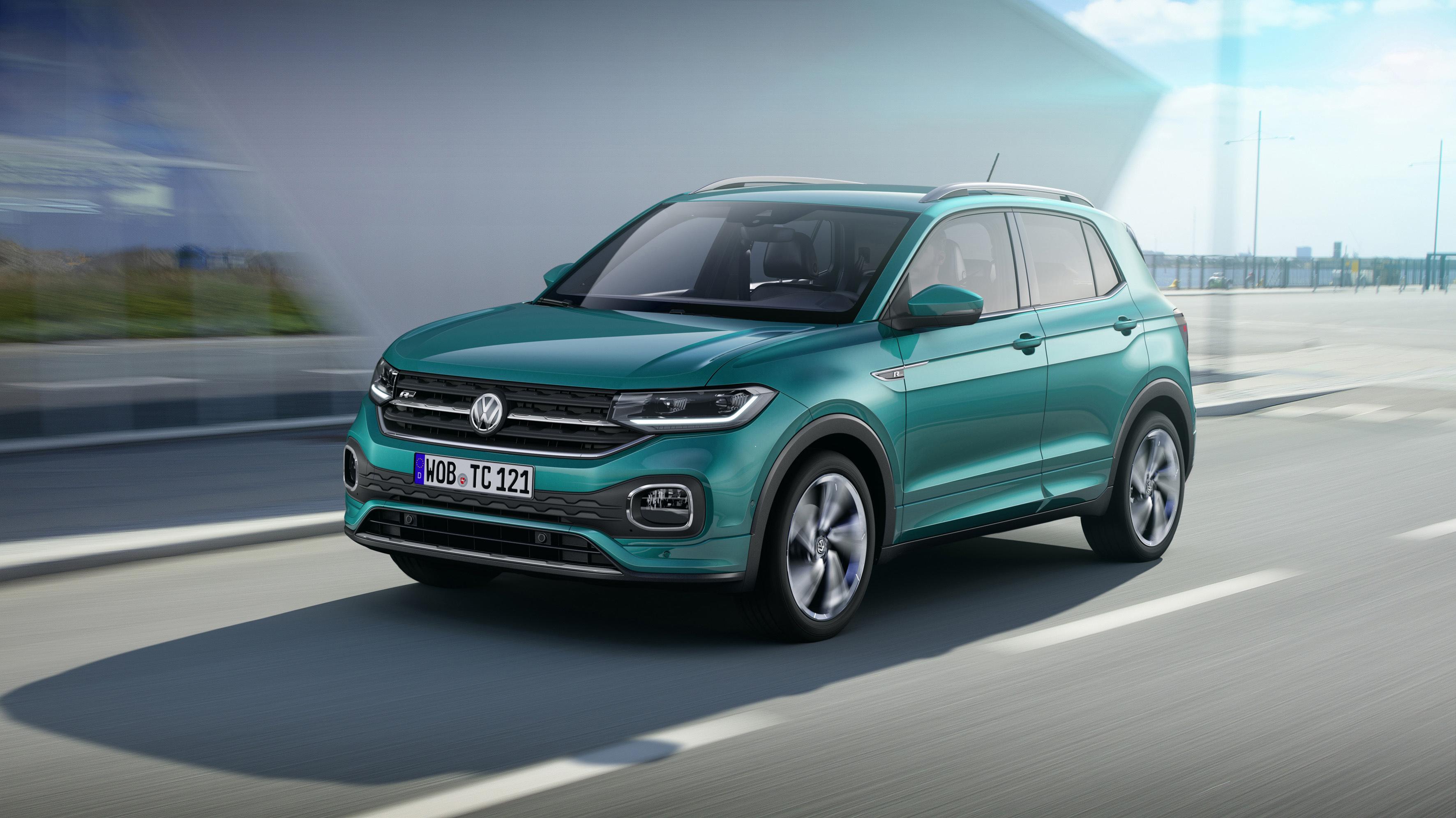 Nuova Volkswagen T-Cross
