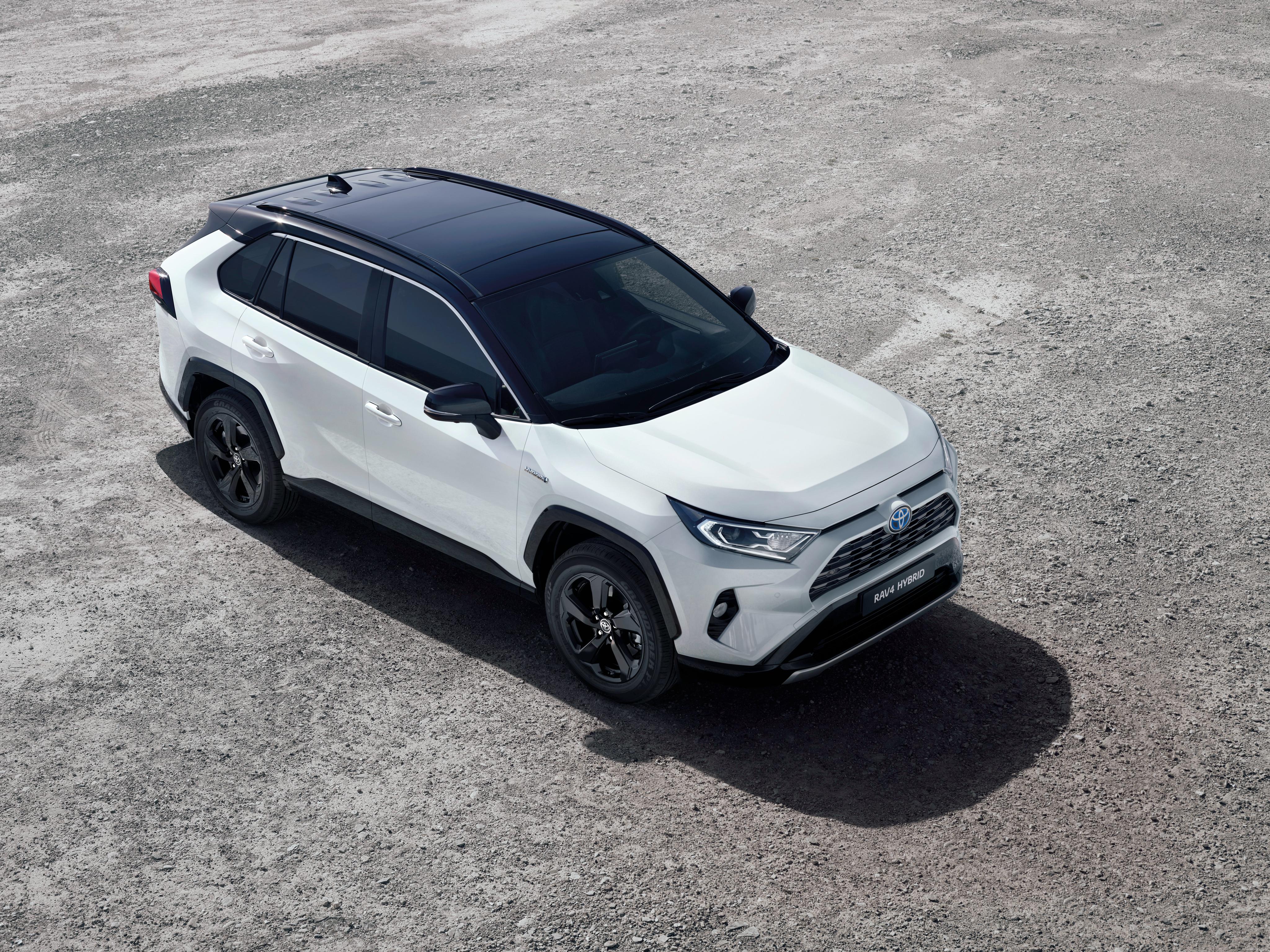 nuova Toyota Rav4