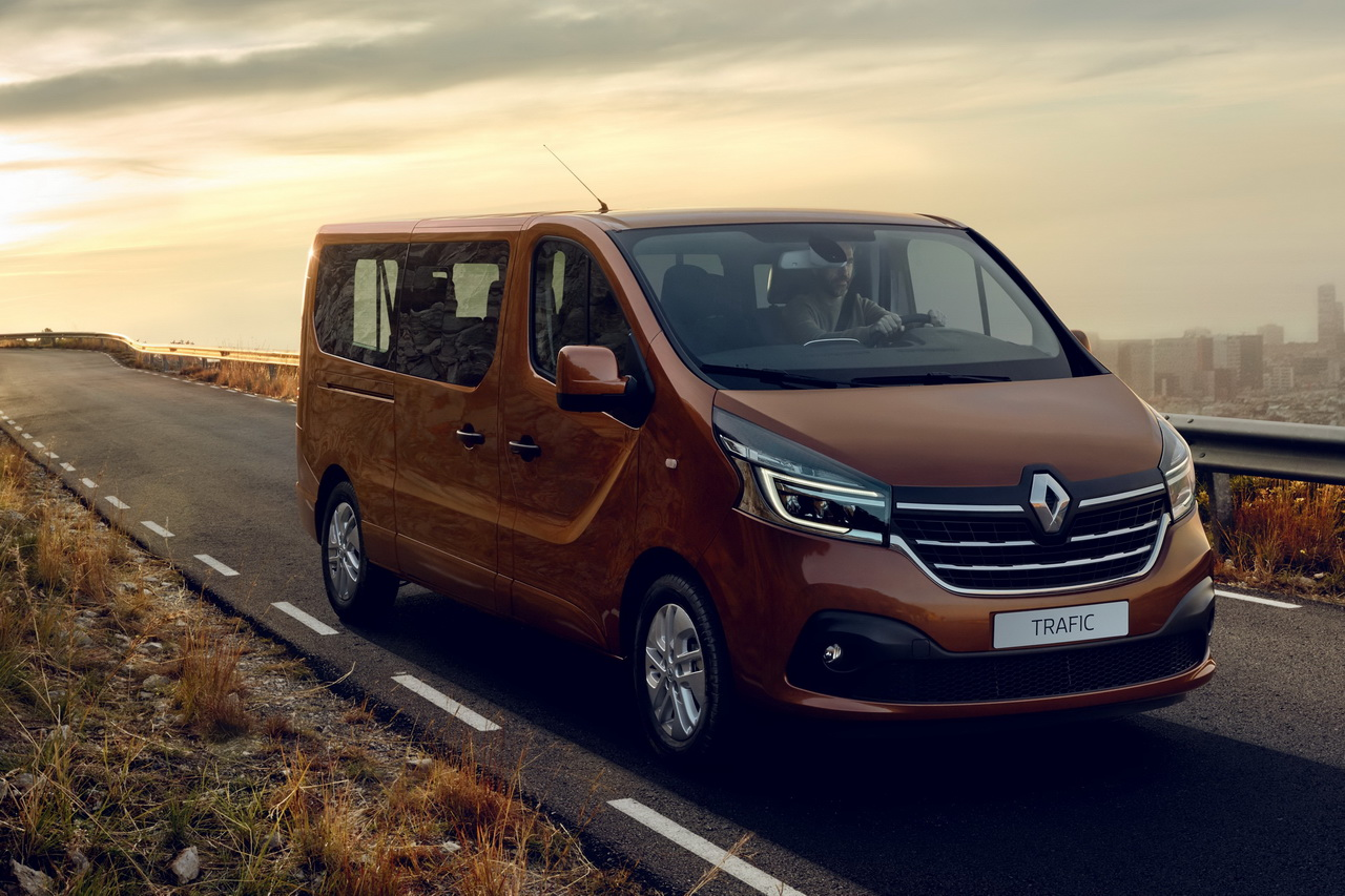 Nuovo Renault Trafic