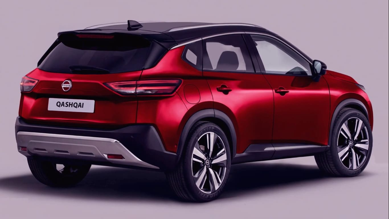 nuovo-Nissan-Qashqai-2021-facelift