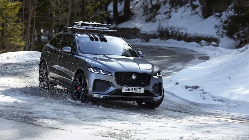 JaguarDrive Control su F-Pace